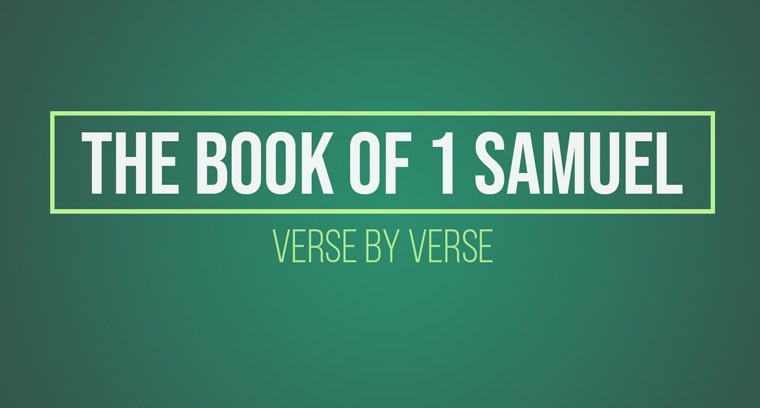 The Book of 1 Samuel 24-31