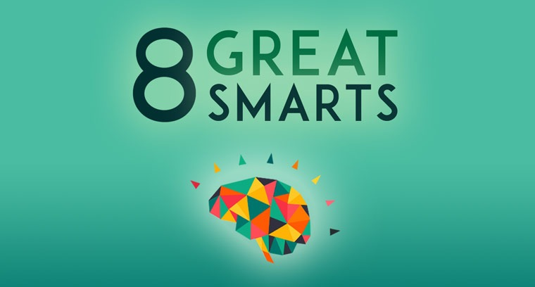 8 Great Smarts