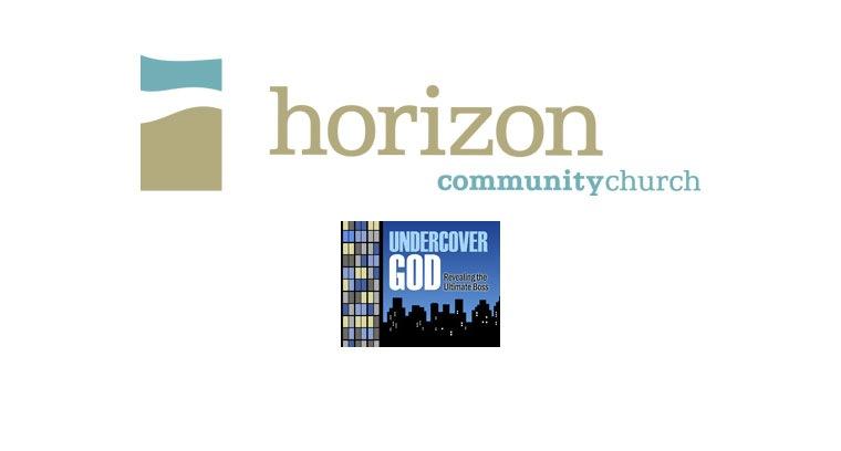 Undercover God