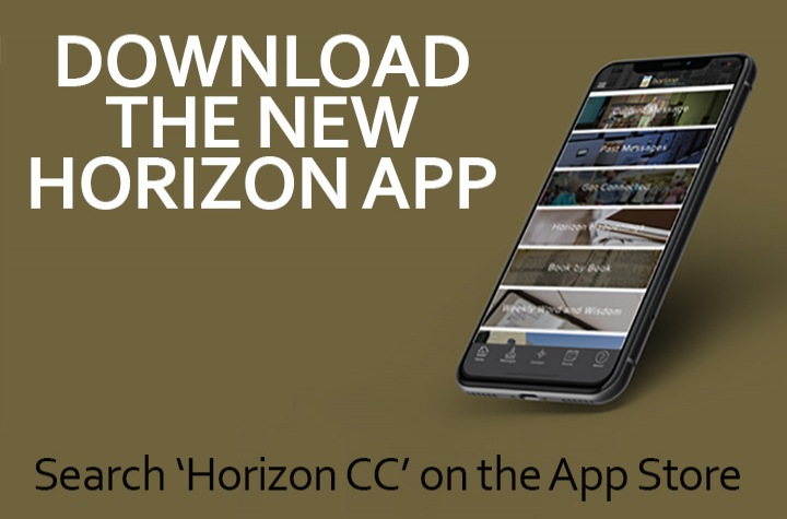 The Horizon CC Mobile App