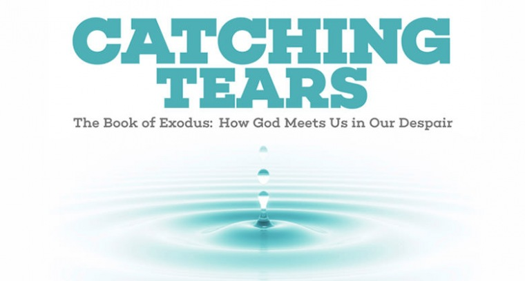 Catching Tears:  How God Meets Us In Our Despair