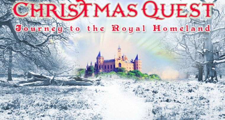 Christmas Quest:  Journey To The Homeland