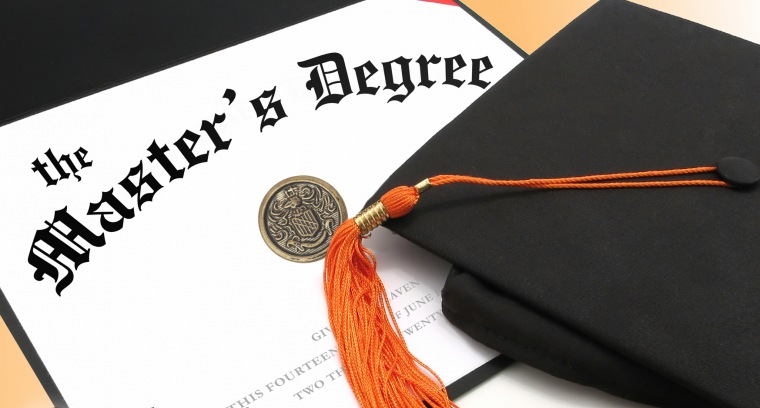 The Master's Degree: Graduating at the Top of God's Class
