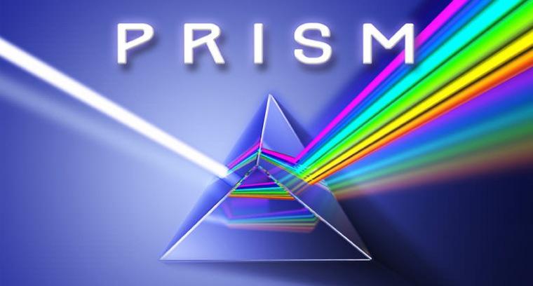 Prism:  Putting God's Names on Display