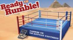 Ready To Rumble:  Yahweh vs. the Egyptian Pantheon