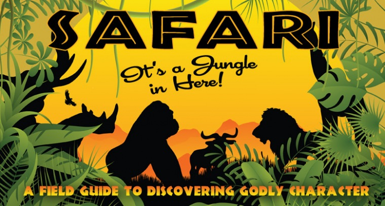 Safari: It's A Jungle In Here!