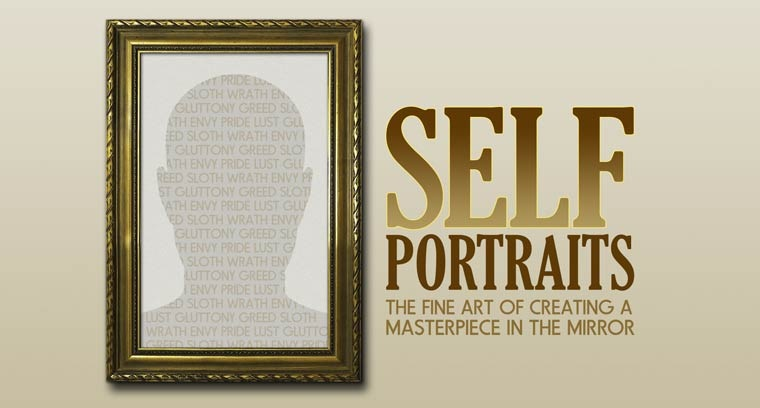 Self Portraits: The Fine Art of Creating a Masterpiece in the Mirror
